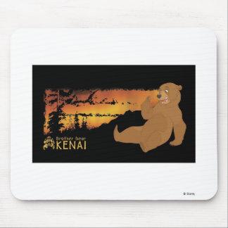 Brother Bear Kenai Disney Mouse Pad