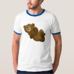Brother Bear Koda lying down Disney Tee Shirt
