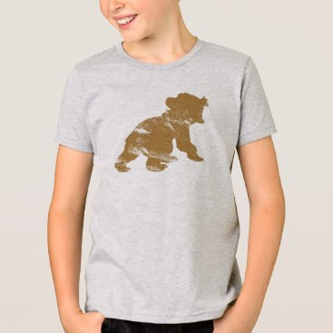 Disney Themed Brother Bear Koda Rawring Drawing Disney T-Shirt
