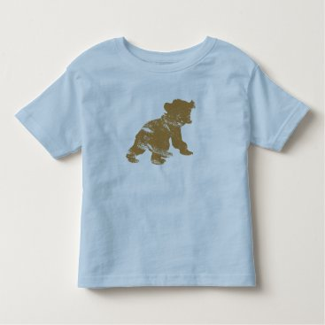 Disney Themed Brother Bear Koda Rawring Drawing Disney Toddler T-shirt