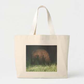 Brother Bear Large Tote Bag