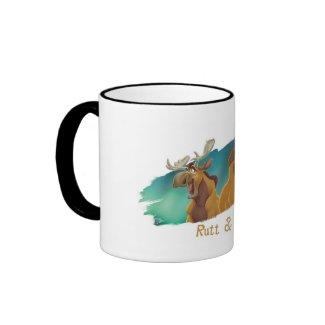 Brother Bear Rutt & Tuke moose Disney zazzle_mug