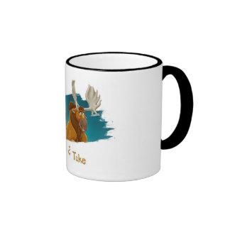 Brother Bear Rutt Tuke moose Disney Mug
