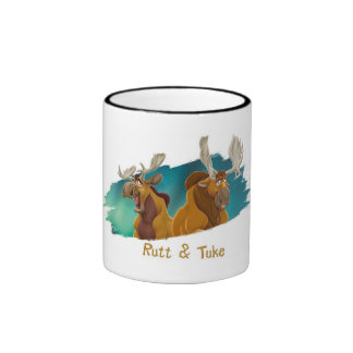 Brother Bear Rutt & Tuke moose Disney Mug