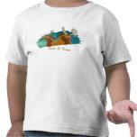 Brother Bear Rutt & Tuke moose Disney T Shirt