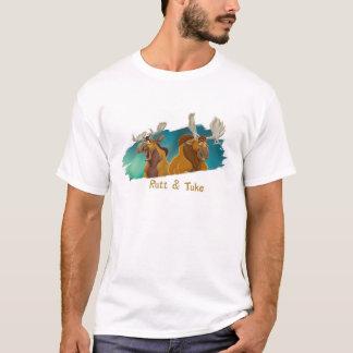 Brother Bear Rutt & Tuke moose Disney T-Shirt