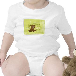 Brother Bear s Koda Sitting Disney Baby Bodysuit