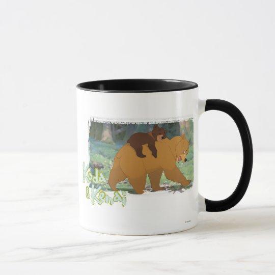 Brother Bear's Koda and Kendi Disney Mug