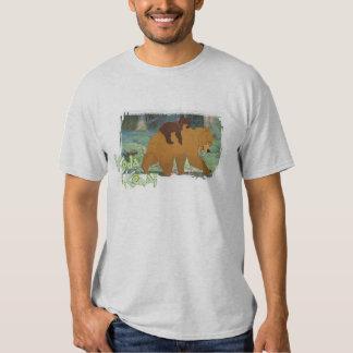 Brother Bear's Koda and Kendi Disney Tee Shirt