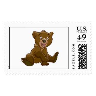 Brother Bear's Koda Disney Postage