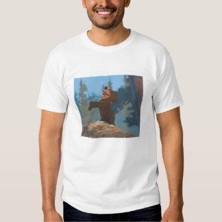Brother Bear's Koda Shouting Disney Shirt