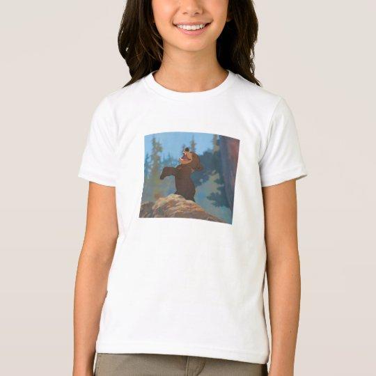 Brother Bear's Koda Shouting Disney T-Shirt
