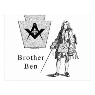 Brother Ben Franklin Postal