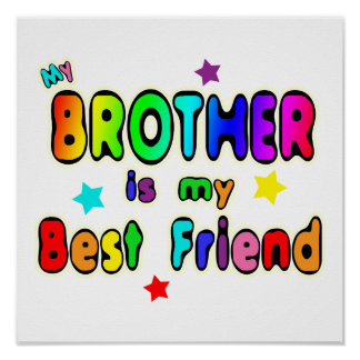 Brother Best Friend Poster