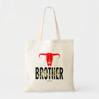 Brother Bull by VIMAGO Tote Bag