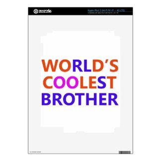 brother design iPad 3 skins