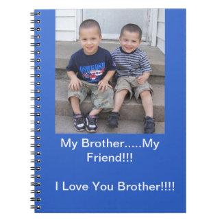 Brother es un cuaderno del amigo
