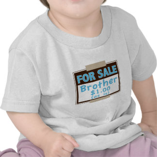 Brother For Sale Infant T shirt