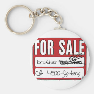 Brother For Sale Key Chain