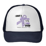 Brother gemelo - general Cancer Ribbon Gorras