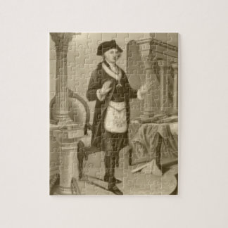 Brother George Jigsaw Puzzle