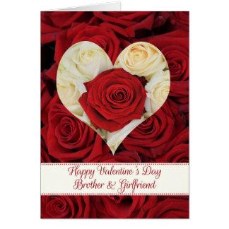 Brother U0026amp; Girlfriend Happy Valentineu0026#39;s Day ...