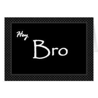 BROTHER  Groomsman Invitation  Customizable Greeting Card