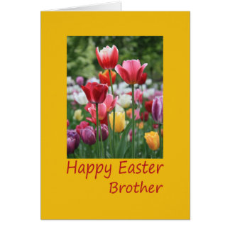 Brother  Happy Easter Card