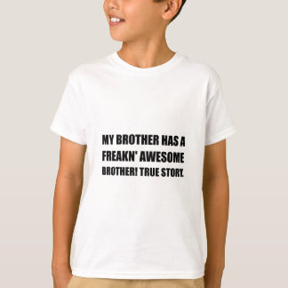 Brother Has Awesome Brother T-Shirt
