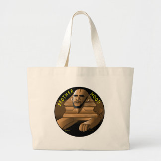 Brother Hood black Canvas Bags