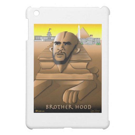 Brother Hood sand iPad Mini Covers