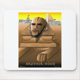 Brother Hood sand Mouse Pad