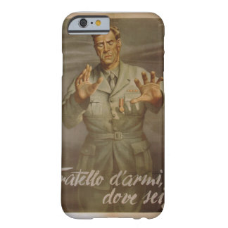 Brother in arms, where are you. Propaganda Poster Barely There iPhone 6 Case