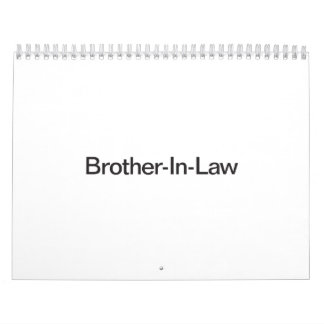 Brother-In-Law.ai Calendar