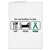 Brother-in-law Eat Sleep Hope - Kidney Cancer