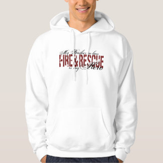Brother-in-law Hero - Fire & Rescue Hoodie