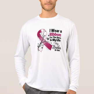 Brother-in-Law Hero in My Life Head Neck Cancer Shirt