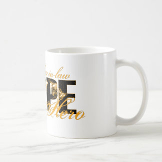 Brother-in-law My Hero - Leukemia Hope Coffee Mug