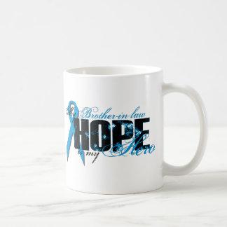 Brother-in-law My Hero - Prostate Hope Coffee Mug