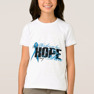 Brother-in-law My Hero - Prostate Hope T-Shirt