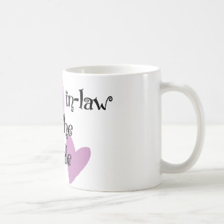 Brother In-Law of the Bride Classic White Coffee Mug