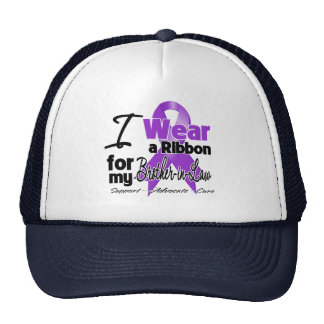 Brother-in-Law - Pancreatic Cancer Ribbon Trucker Hat