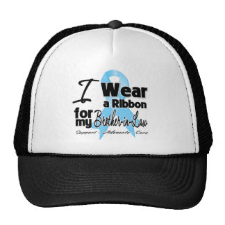 Brother-in-Law - Prostate Cancer Ribbon Trucker Hat