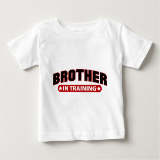 Brother In Training Baby T-Shirt