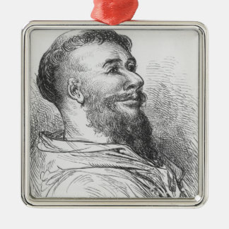 Brother Jean des Entommeurs Metal Ornament