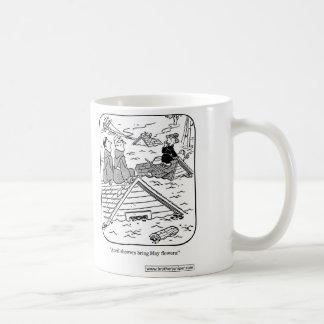 Brother Juniper - April showers bring May flowers Coffee Mug