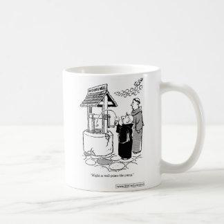 Brother Juniper - Prime the Pump Coffee Mug