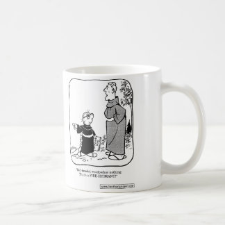 Brother Juniper - That's a fire hydrant! Coffee Mug