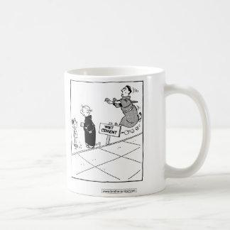 Brother Juniper - Wet Cement Coffee Mug