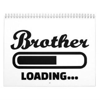Brother loading calendar